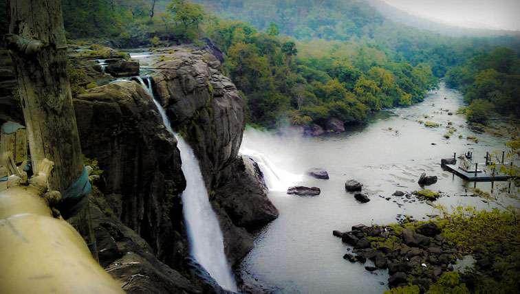 3 day athirapally munnar packages