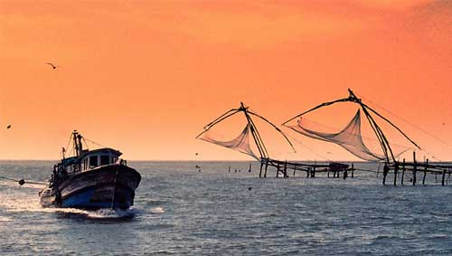 kochi tour package for family