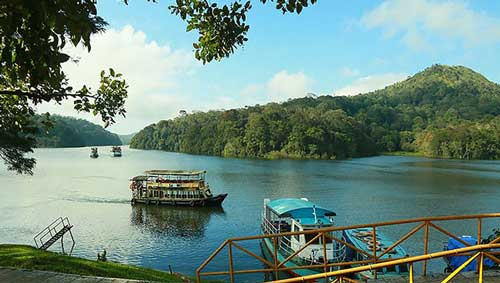thekkady for family holidays