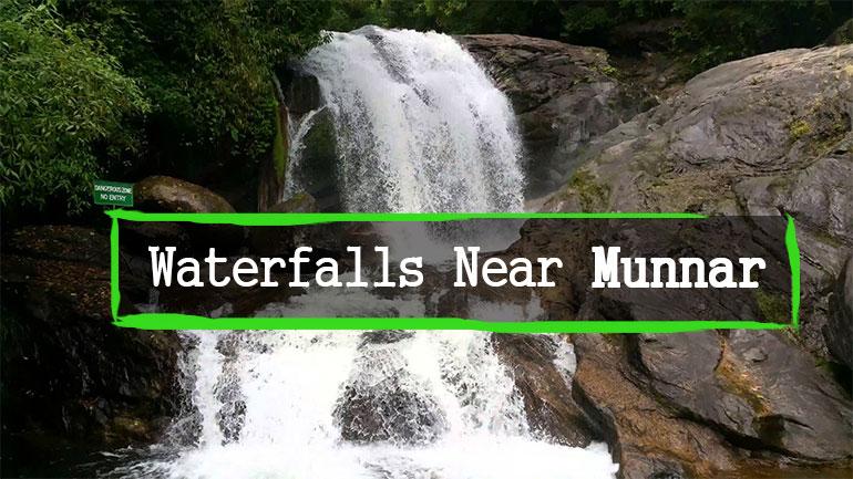 Attukal Waterfalls Munnar Image
