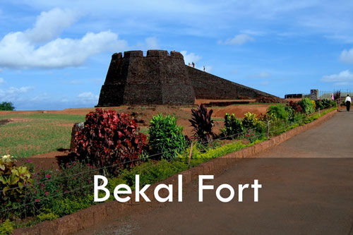 bekal for tourist attraction kasaragod