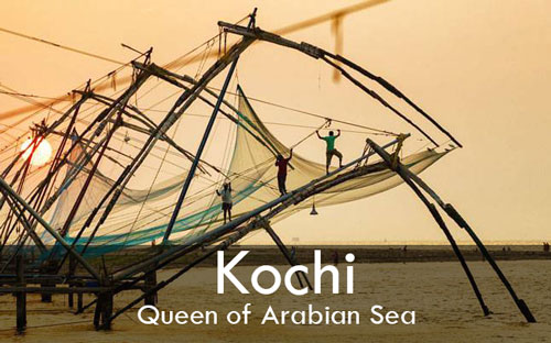 kochi tourist places in kerala