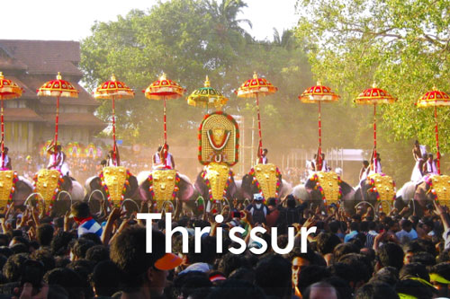 places to visit thrissur pooram