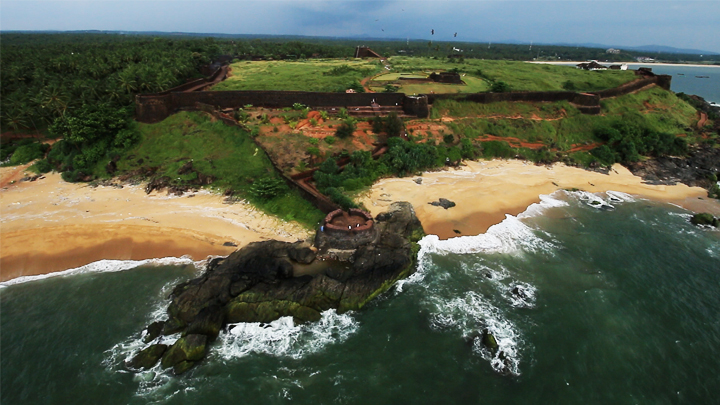 bekal for aerial view