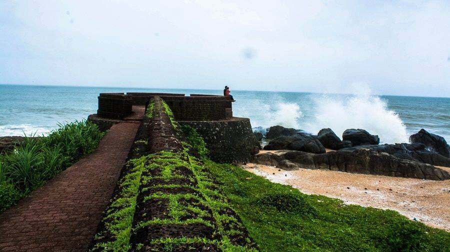 picture of bekal fort in kerala kasaragod